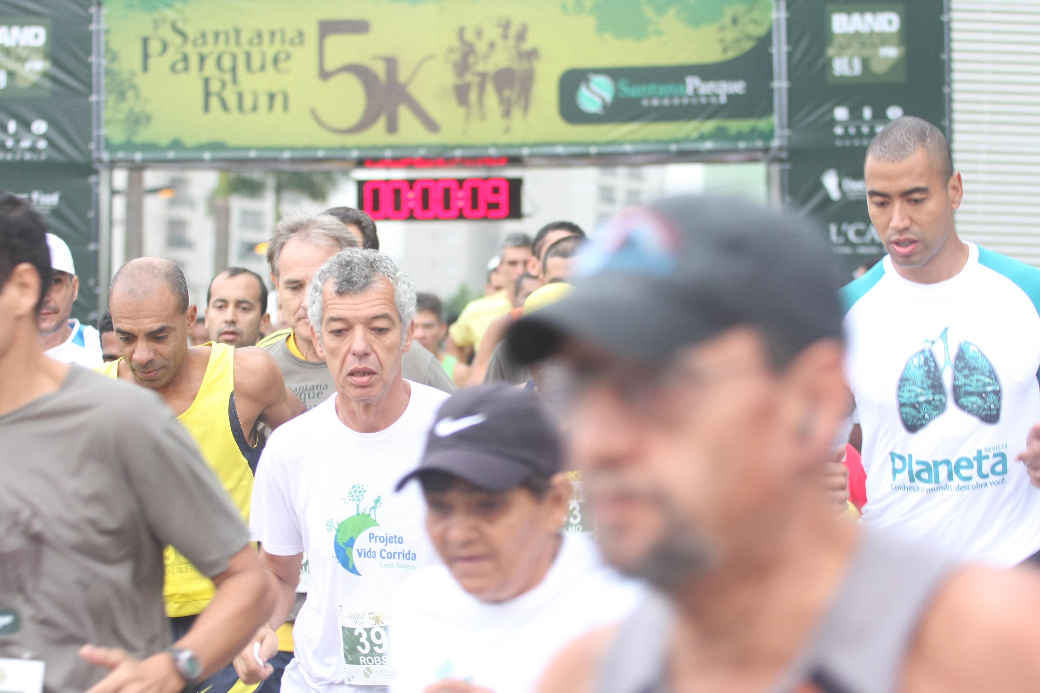 Santana 227 Parque Run